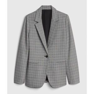 GAP Jackets & Coats - NWT 💥 GAP Classic Glen Plaid Blazer sz12